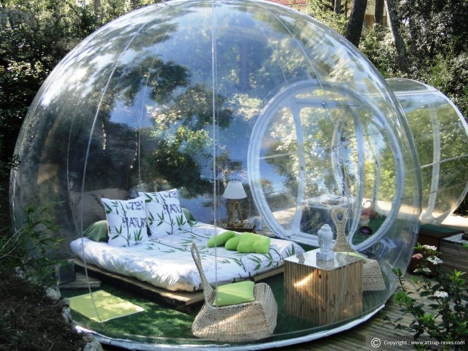 Bubbles-675x506 TOP 10 Alternatives To Hotel Accommodation in Europe
