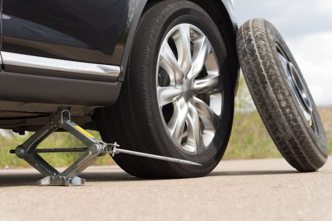 Car-Spare-Tire-675x450 15 Exciting Road Trip Hacks for Unbelievably Happy Times