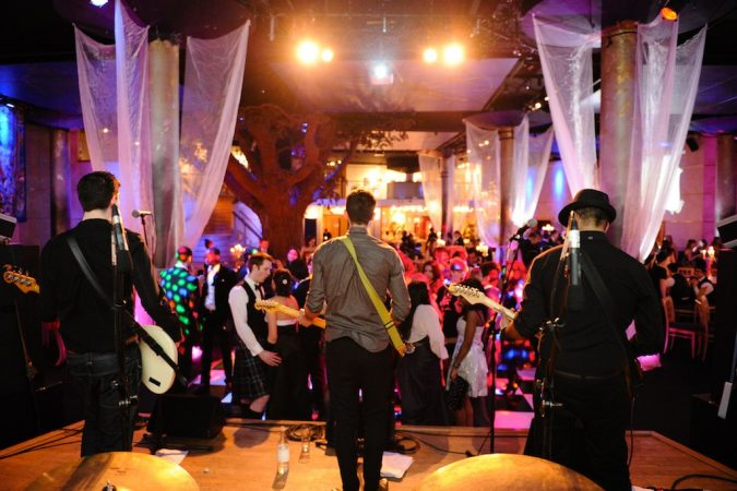 DJ-And-A-Band-675x450 How to Make Your Wedding Party Memorable