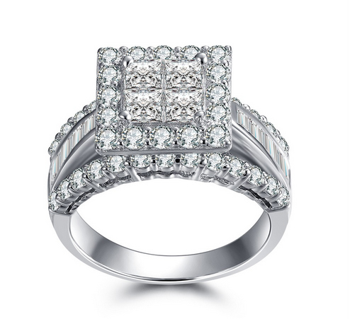 Gorgeous-Princess-Cut-925-Sterling-Silver-White-Sapphire-Womens-Engagement-Ring-600338) Lajerrio Disclose Top 10 Elegant Jewelry Trends to Go for in 2020