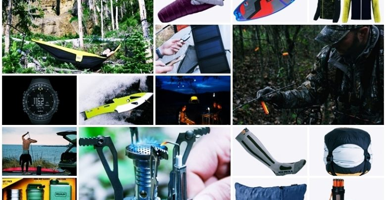 6 Great Gift Ideas For The Outdoorsman