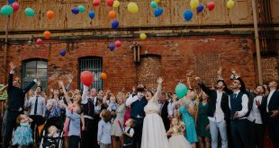 How to Make Your Wedding Party Memorable