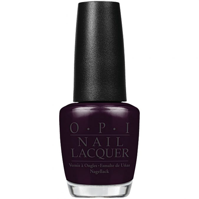 Lincoln-Park-After-Dark-nail-polish-675x675 11 Tips on Mixing Antique and Modern Décor Styles