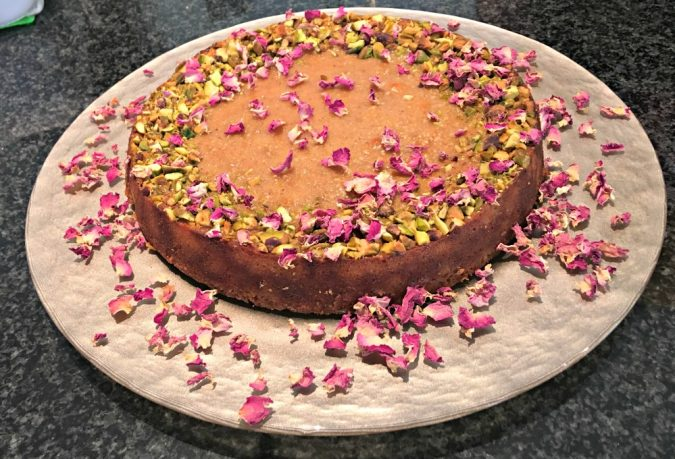 Persian-Love-Cake-675x459 25 Romantic Chocolate Treats for the Valentine's Day