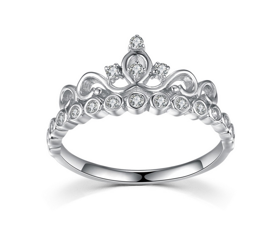 Round-Cut-Gemstone-925-Sterling-Silver-Promise-Rings-For-Her-700228 Lajerrio Disclose Top 10 Elegant Jewelry Trends to Go for in 2018