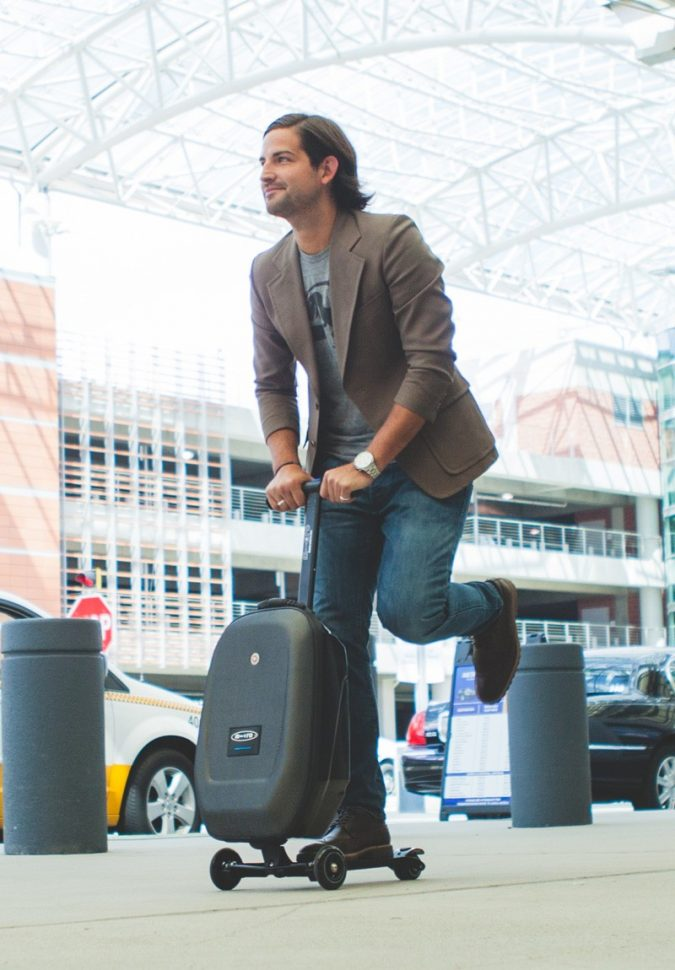 Scooter-suitcase-micro-luggage-675x970 New Year around the World.. One Event, Various Traditions