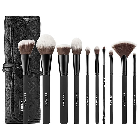 Sephora-Collection-Ready-to-Roll-Brush-Set 11 Tips on Mixing Antique and Modern Décor Styles