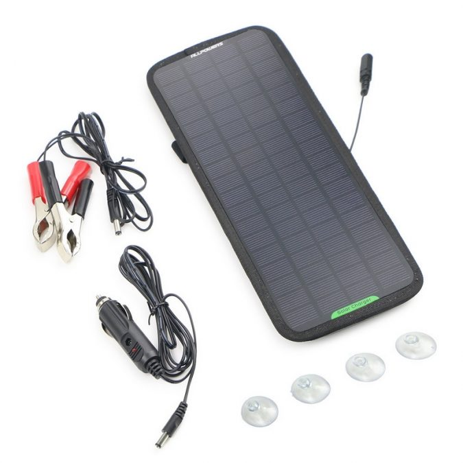 Solar-battery-chargers-675x675 15 Exciting Road Trip Hacks for Unbelievably Happy Times