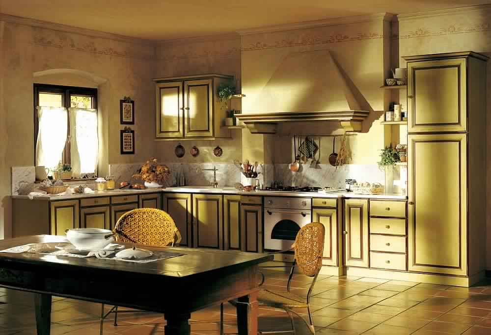 Sun-filled-Mediterranean-charm-of-Southern-France-combined-with-unassuming-modernity-inside-the-kitchen Great Ways to Make Your Dream Green Kitchen