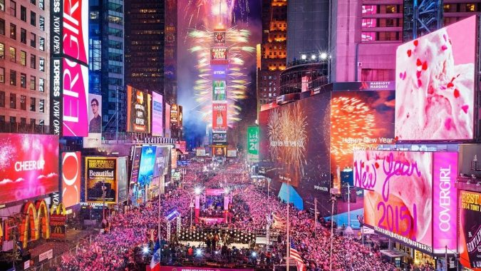 Times-Square-ball-drop-2017-675x380 New Year around the World.. One Event, Various Traditions