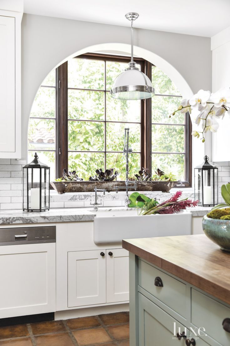 af0955d7685ad26cfde18ee13ba2d6e6-spanish-colonial-kitchen-white-spanish-kitchen Great Ways to Make Your Dream Green Kitchen