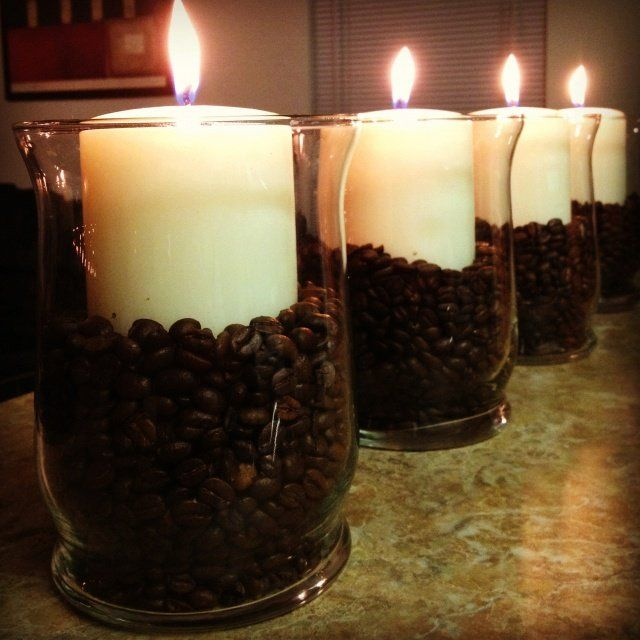 b7cea72adad5600fc174d1f5e18ad9e4-candle-decorations-diy-candles Great Ways to Make Your Dream Green Kitchen