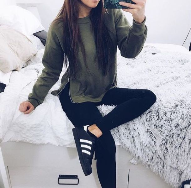 back-to-school-outfit-ideas-17 10+ Cool Back-to-School Outfit Ideas for 2020