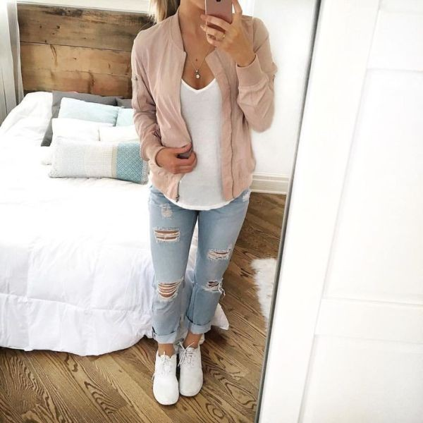 back-to-school-outfit-ideas-5 10+ Cool Back-to-School Outfit Ideas for 2018