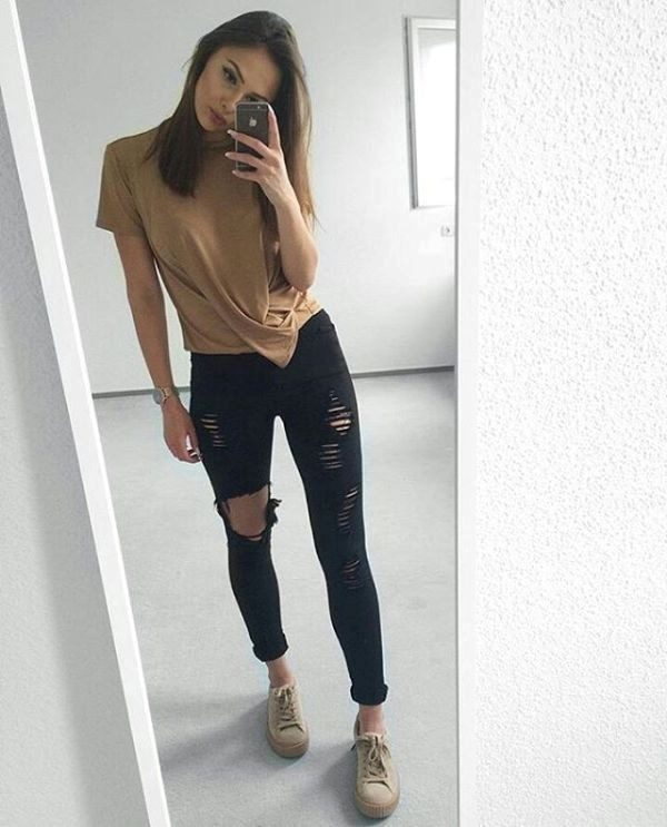 back-to-school-outfit-ideas-7 10+ Cool Back-to-School Outfit Ideas for 2020