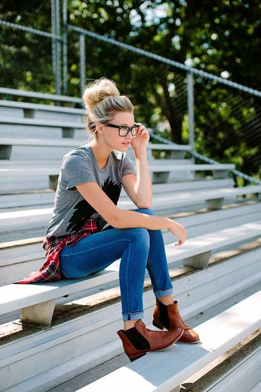 back-to-school-outfits-9 10+ Cool Back-to-School Outfit Ideas for 2018