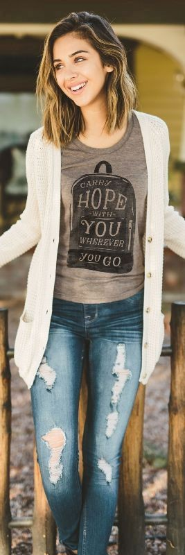 back-to-school-outfits 10+ Cool Back-to-School Outfit Ideas for 2018