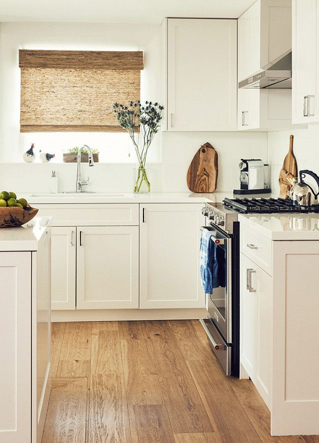 be7ee7d12dda3b0d11a5f49b3bc3895b-natural-bamboo-flooring-bamboo-wood-floors Great Ways to Make Your Dream Green Kitchen