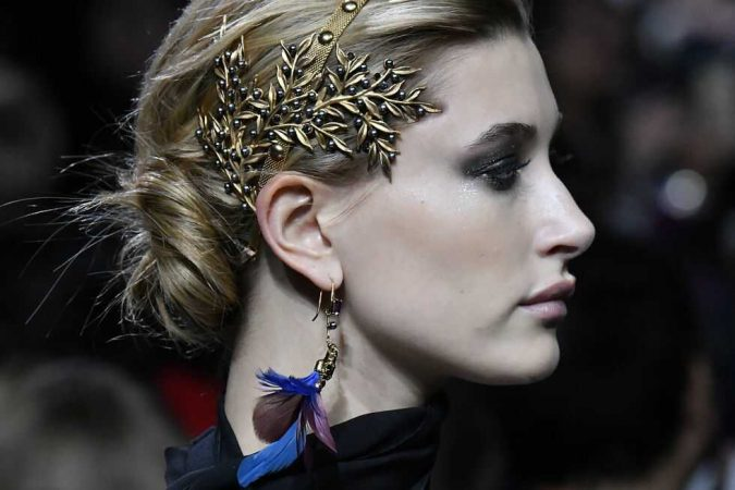 best-earrings-fashion-week-elie-saab-fall-2017-675x450 16 Celebrity Hottest Hair Trends for Summer 2020