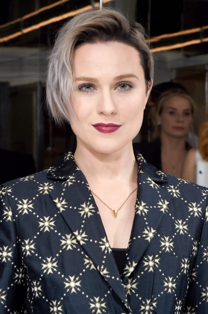 blonde-grey-hairstyle-rachel-evan-wood-gettyimages-675x1015 16 Celebrity Hottest Hair Trends for Summer 2020