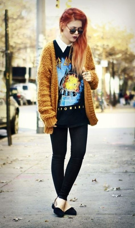 catchy-tees-for-school-1 10+ Cool Back-to-School Outfit Ideas for 2018