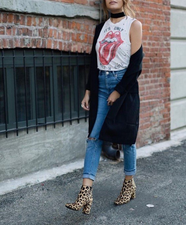 catchy-tees-for-school-22 10+ Cool Back-to-School Outfit Ideas for 2018
