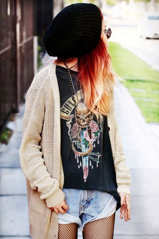 catchy-tees-for-school-3 10+ Cool Back-to-School Outfit Ideas for 2017/2018