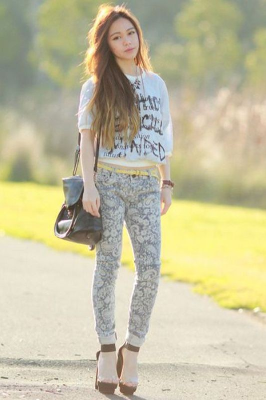 catchy-tees-for-school-7 10+ Cool Back-to-School Outfit Ideas for 2018