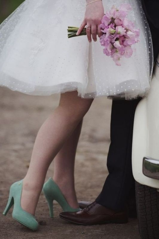 colored-wedding-shoes-11 85+ Most Amazing Colored Wedding Shoes in 2020