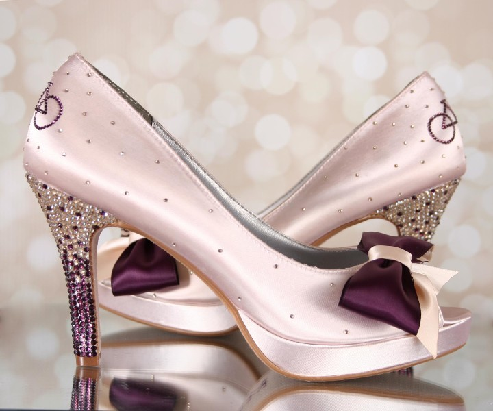 colored-wedding-shoes-115 85+ Most Amazing Colored Wedding Shoes in 2020
