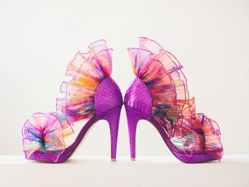 colored-wedding-shoes-131 85+ Most Amazing Colored Wedding Shoes in 2020
