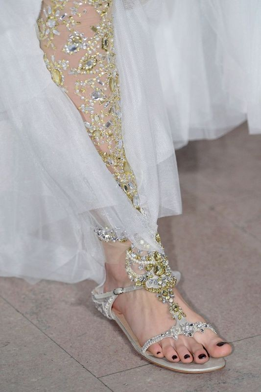 colored-wedding-shoes-14 85+ Most Amazing Colored Wedding Shoes in 2020