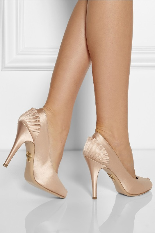 colored-wedding-shoes-18 85+ Most Amazing Colored Wedding Shoes in 2018