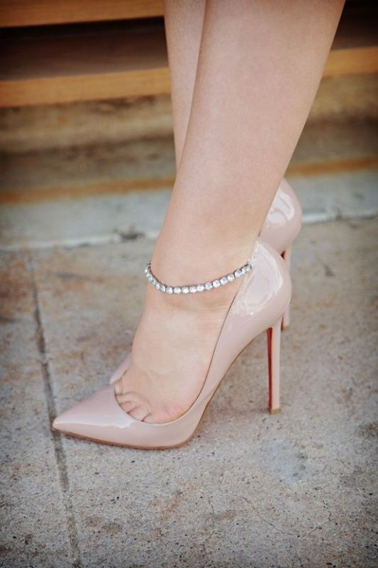 colored-wedding-shoes-21 85+ Most Amazing Colored Wedding Shoes in 2020