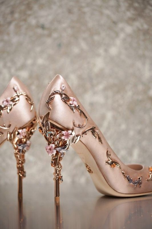 colored-wedding-shoes-28 85+ Most Amazing Colored Wedding Shoes in 2020