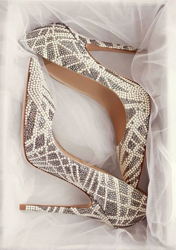 colored-wedding-shoes-55 85+ Most Amazing Colored Wedding Shoes in 2020