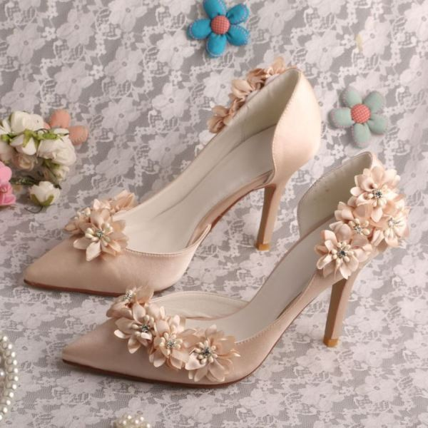 colored-wedding-shoes-69 85+ Most Amazing Colored Wedding Shoes in 2018