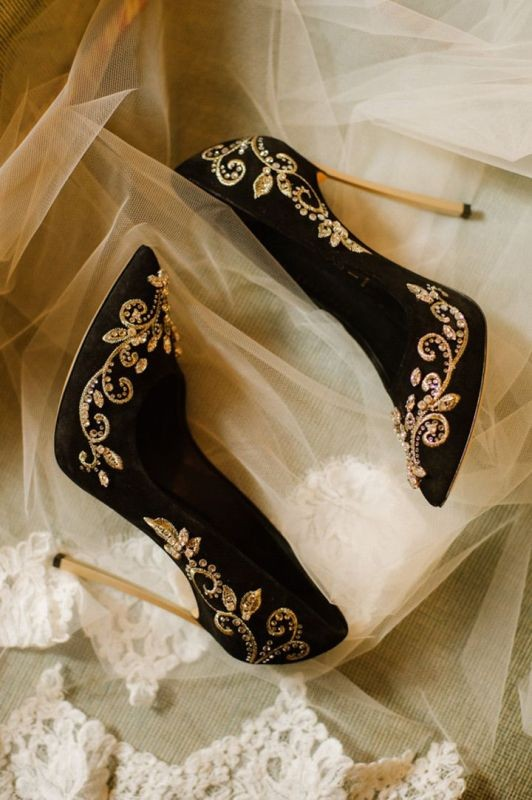colored-wedding-shoes-7 85+ Most Amazing Colored Wedding Shoes in 2020
