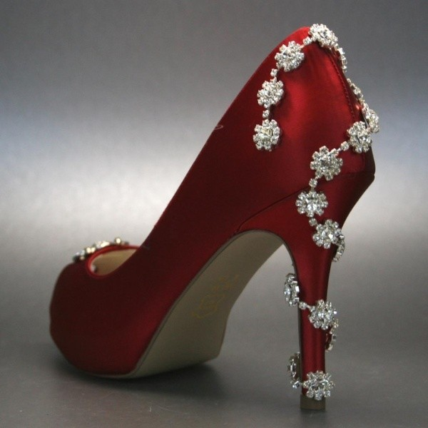 colored-wedding-shoes-79 85+ Most Amazing Colored Wedding Shoes in 2018