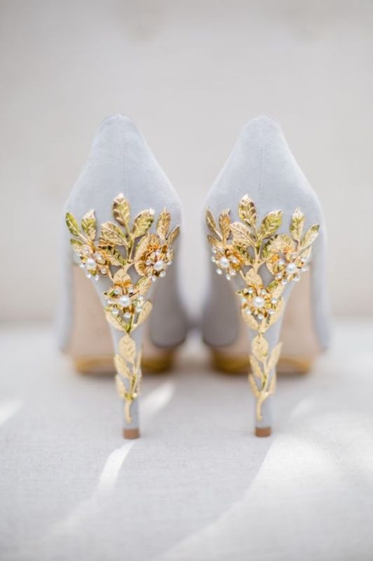 colored-wedding-shoes-8 85+ Most Amazing Colored Wedding Shoes in 2020