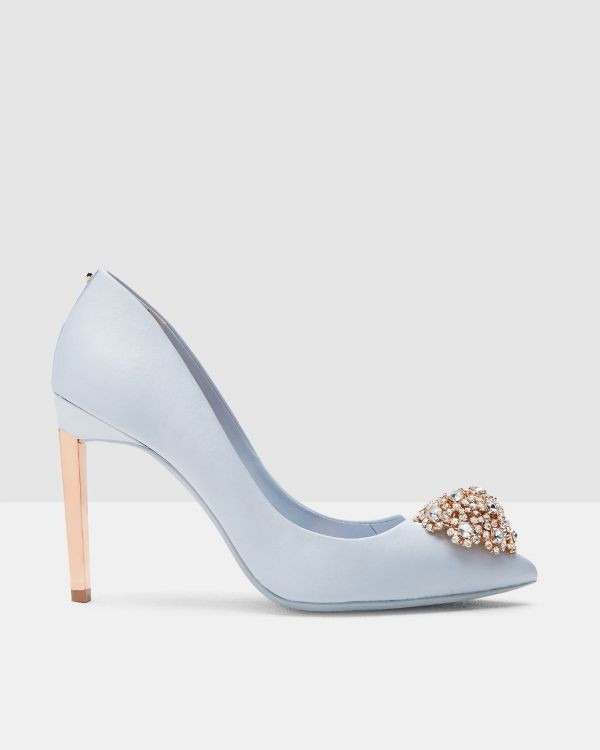 colored-wedding-shoes-98 85+ Most Amazing Colored Wedding Shoes in 2020