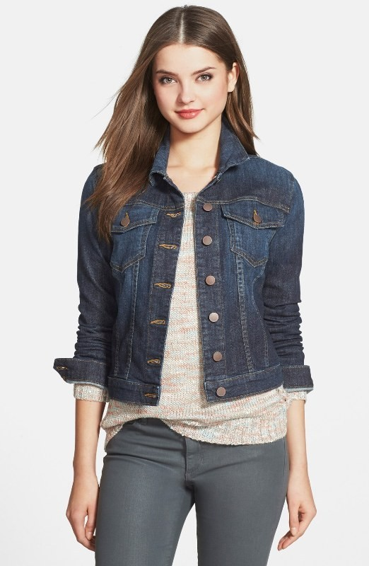 denim-jackets-for-school-3 10+ Cool Back-to-School Outfit Ideas for 2018