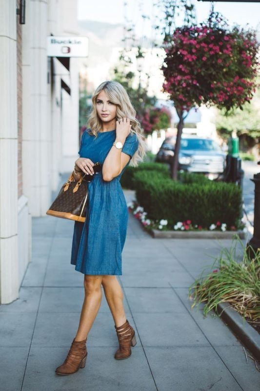 dresses-for-school-10 10+ Cool Back-to-School Outfit Ideas for 2020