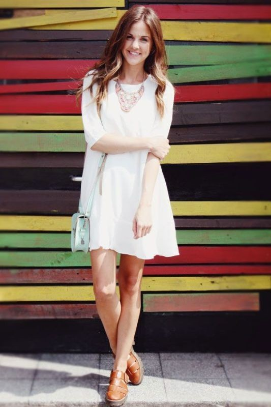 dresses-for-school-11 10+ Cool Back-to-School Outfit Ideas for 2018