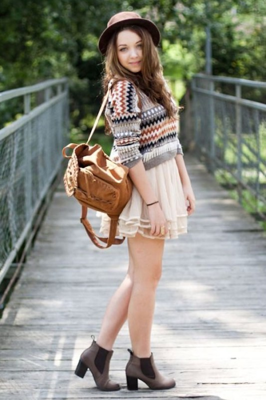dresses-for-school-12 10+ Cool Back-to-School Outfit Ideas for 2020