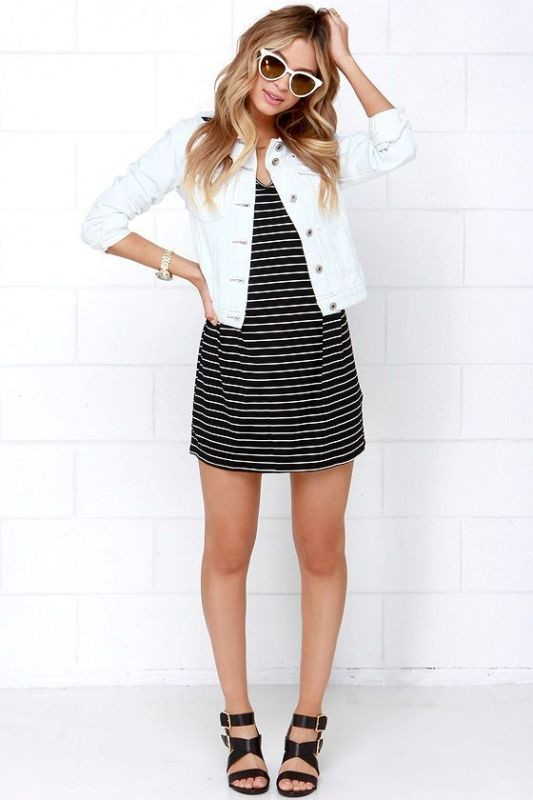 dresses-for-school-15 10+ Cool Back-to-School Outfit Ideas for 2020