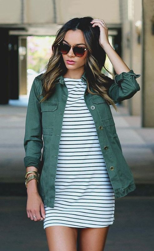 dresses-for-school-2 10+ Cool Back-to-School Outfit Ideas for 2018