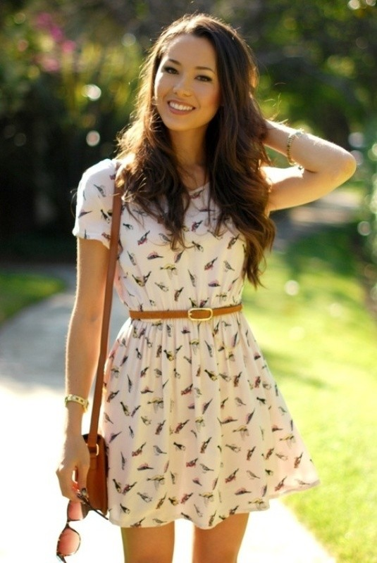 dresses-for-school-22 10+ Cool Back-to-School Outfit Ideas for 2018