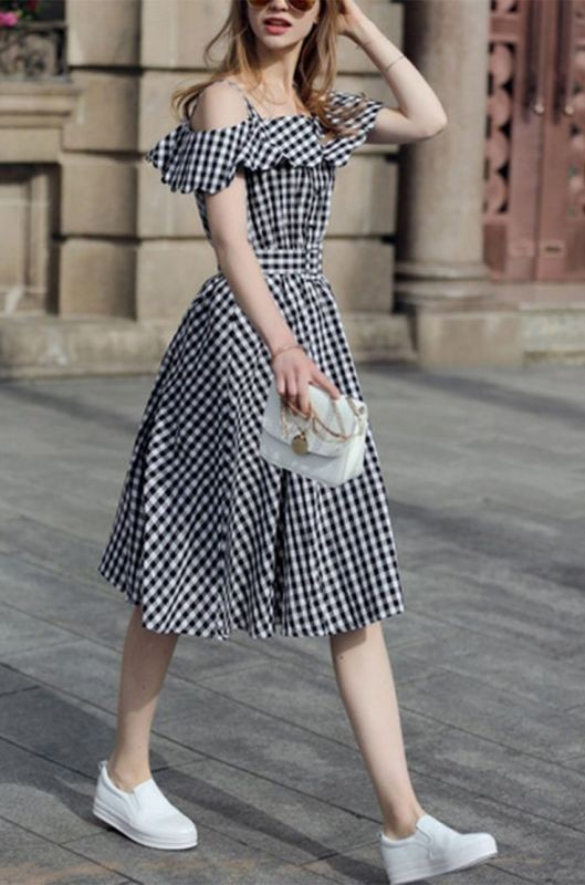 dresses-for-school-6 10+ Cool Back-to-School Outfit Ideas for 2018