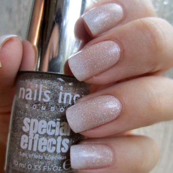 glitter-nail-art-ideas-106 89+ Glitter Nail Art Designs for Shiny & Sparkly Nails